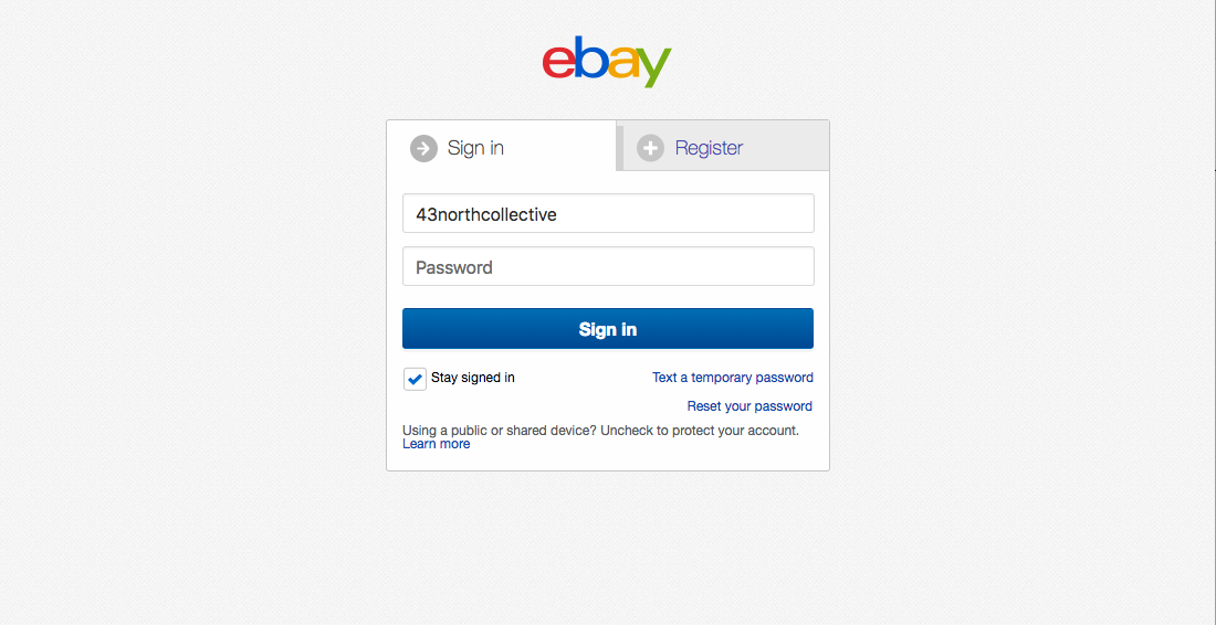 Start Selling on eBay with Shopify
