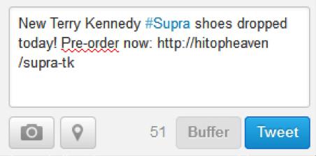 bán hàng trên Twitter